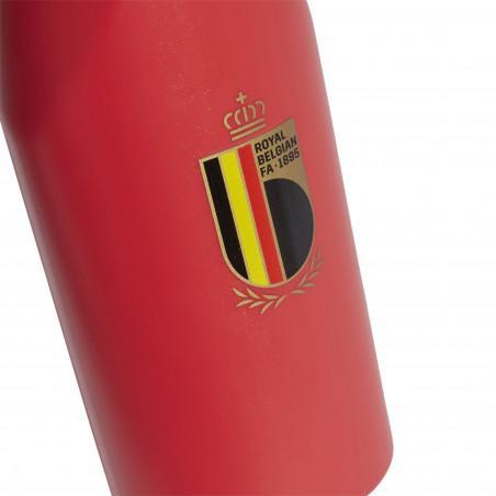 Gourde Belgique rouge 2020
