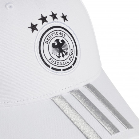 Casquette Allemagne blanc 2020
