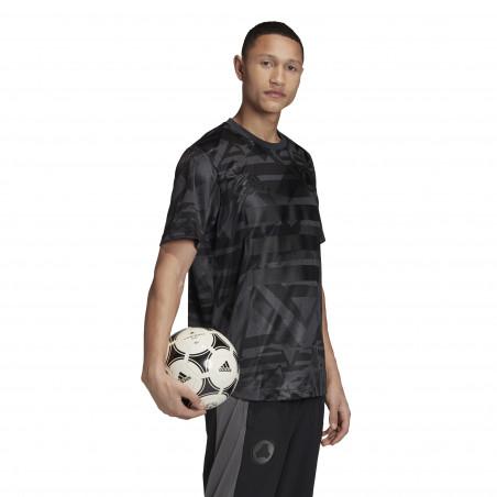 Maillot entraînement adidas Tango Advanced noir