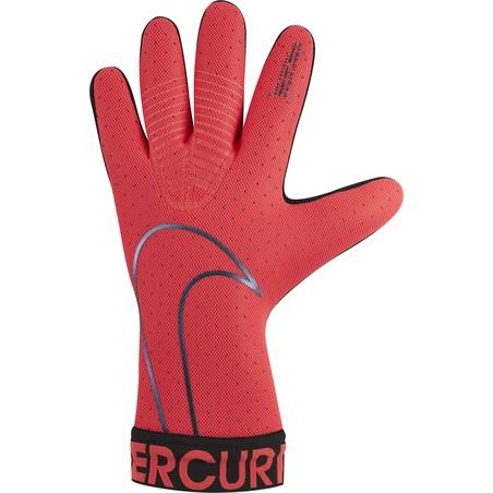 Gants gardien Nike Mercurial Touch Elite rouge