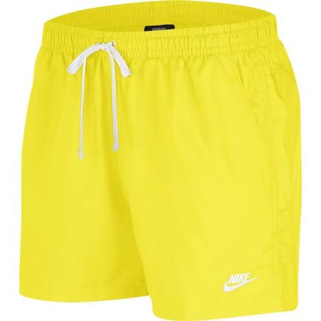 Short Nike micro fibre jaune 2020/21