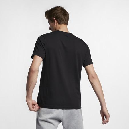 T-shirt Nike Just Do IT noir blanc 2020/21