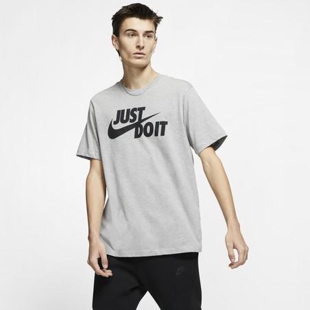 T-shirt Nike Just Do IT gris 2020/21