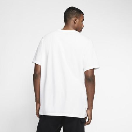 T-shirt Nike Just Do IT blanc noir 2020/21