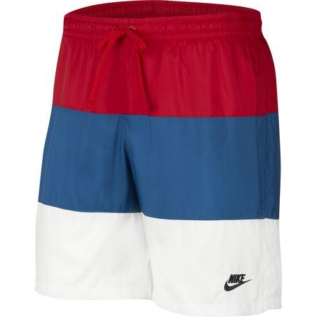 Short Nike micro fibre bleu rouge 2020/21