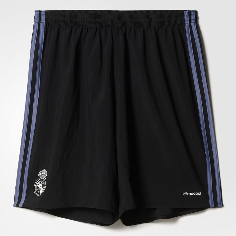 Short Real Madrid Third 2016 - 2017