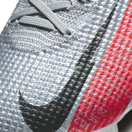 Nike Superfly VII junior Elite FG gris rouge