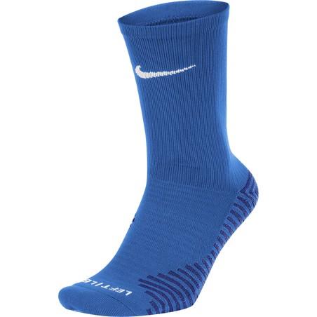 Chaussettes Nike Squad Crew bleu