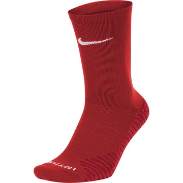 Chaussettes Nike Squad Crew rouge