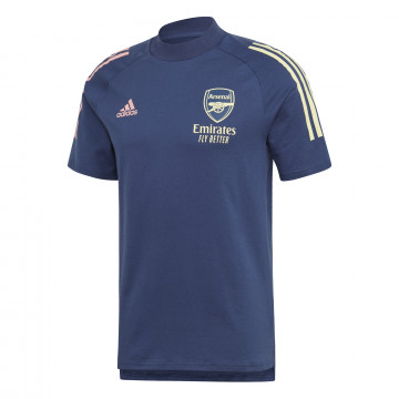T-shirt Arsenal bleu 2020/21