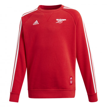 Sweat junior Arsenal rouge 2020/21
