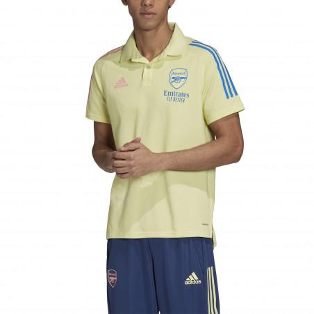 Polo Arsenal jaune 2020/21