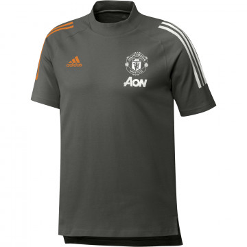 T-shirt Manchester United vert orange 2020/21