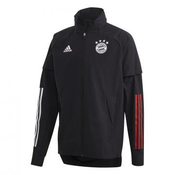 Coupe vent Bayern Munich noir 2020/21