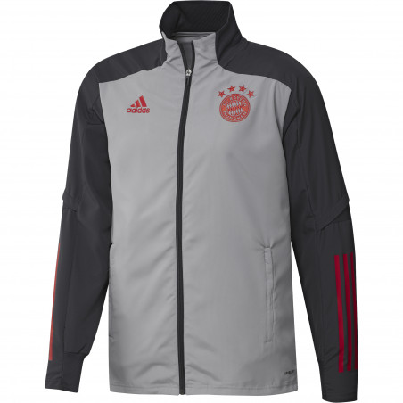 Veste entraînement Bayern Munich gris 2020/21