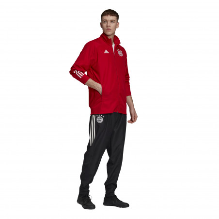 Veste entraînement Bayern Munich rouge 2020/21