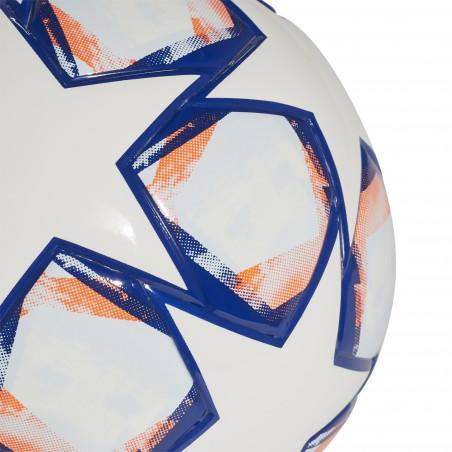 Mini ballon Ligue des Champions blanc 2020/21