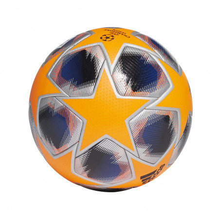 Ballon officiel Ligue des Champions bleu orange 2020/21