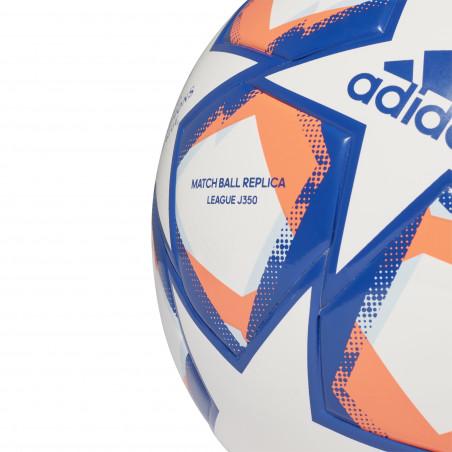 Ballon Ligue des Champions replica blanc bleu 2020/21