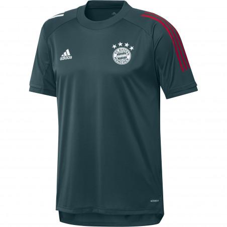 Maillot entraînement Bayern Munich vert 2020/21