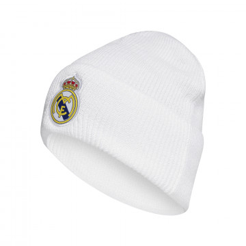 Bonnet Real Madrid blanc 2020/21