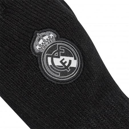 Gants joueurs Real Madrid noir 2020/21