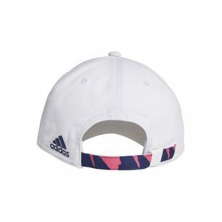 Casquette Real Madrid blanc 2020/21