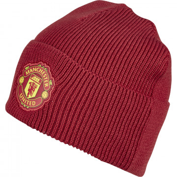 Bonnet Manchester United rouge 2020/21