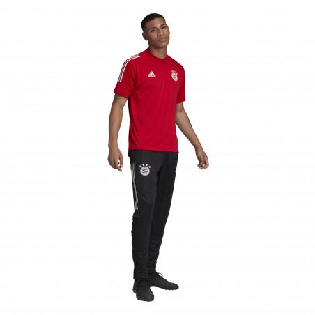 Maillot entraînement Bayern Munich rouge 2020/21