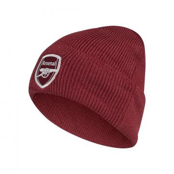 Bonnet Arsenal rouge 2020/21