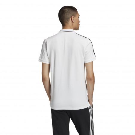 Polo Allemagne 3S blanc noir 2020
