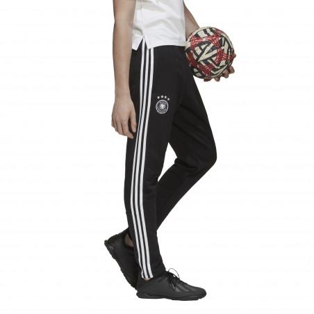 Pantalon survêtement Allemagne 3S noir blanc 2020