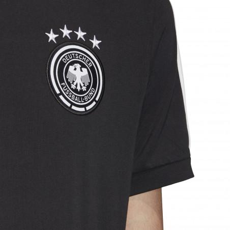 T-shirt Allemagne 3S noir 2020