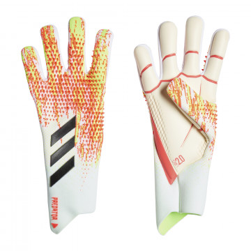Gants gardien adidas Predator Pro orange