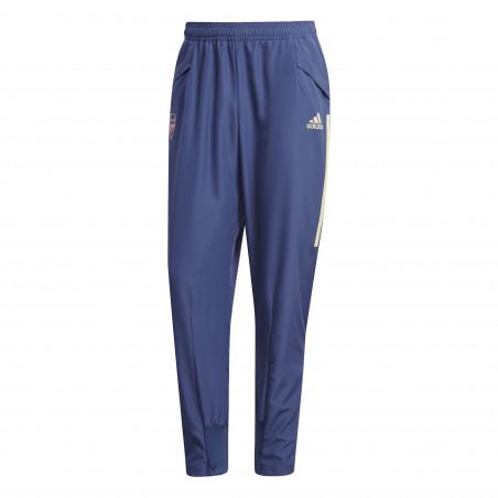 Pantalon entraînement Arsenal microfibre bleu 2020/21