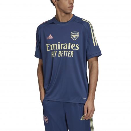 Maillot entraînement Arsenal bleu 2020/21