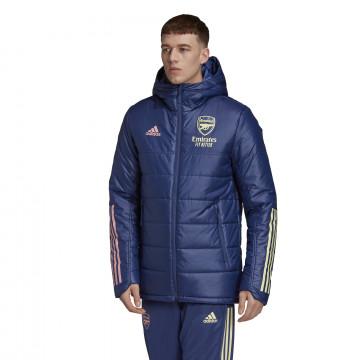 Doudoune Arsenal bleu 2020/21