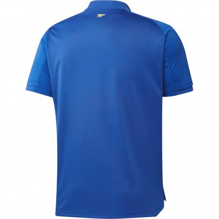 Maillot entraînement Arsenal bleu rose 2020/21