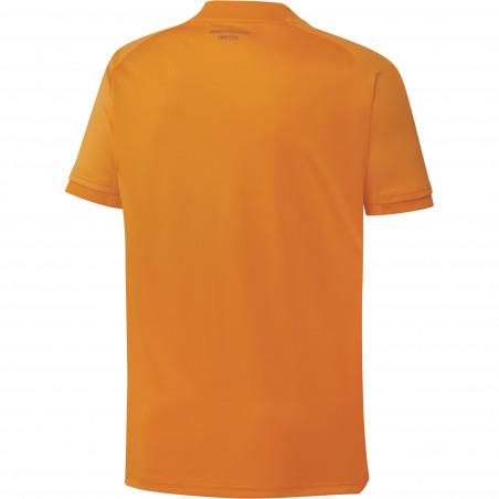 Maillot entraînement Manchester United orange 2020/21