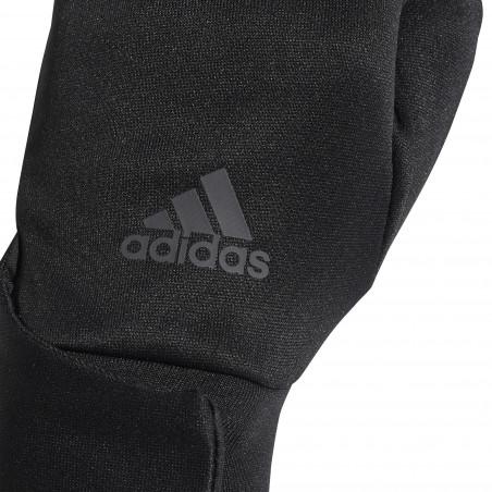 Gants joueurs adidas noir blanc