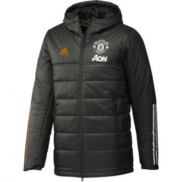 Doudoune Manchester United vert 2020/21