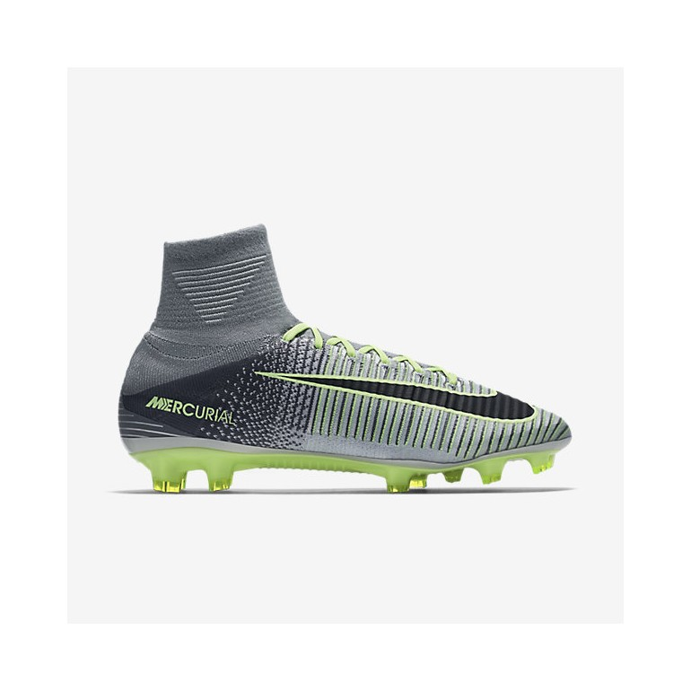 Mercurial Superfly V FG gris