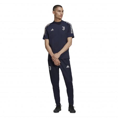 T-shirt Juventus bleu foncé 2020/21