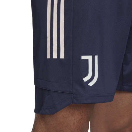 Short entraînement Juventus bleu 2020/21