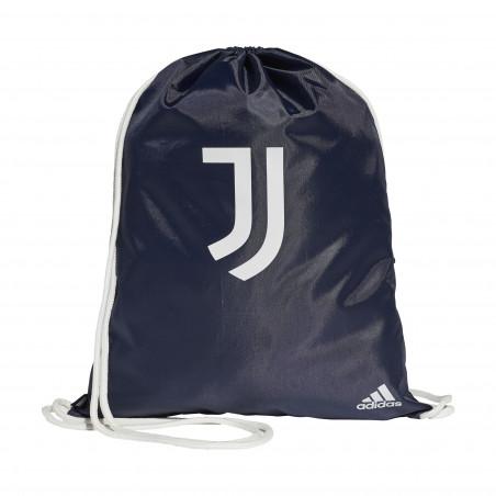 Sac de gym Juventus bleu 2020/21