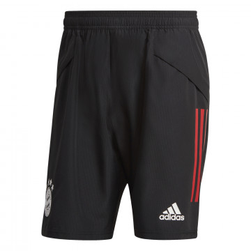 Short entraînement Bayern Munich microfibre noir 2020/21