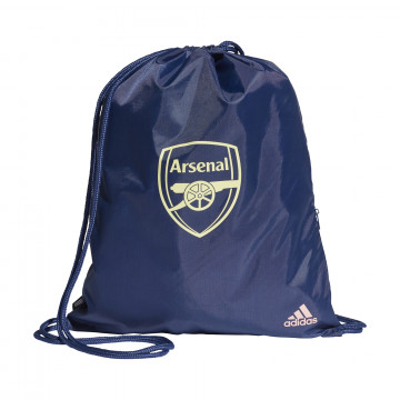 Sac de gym Arsenal bleu 2020/21