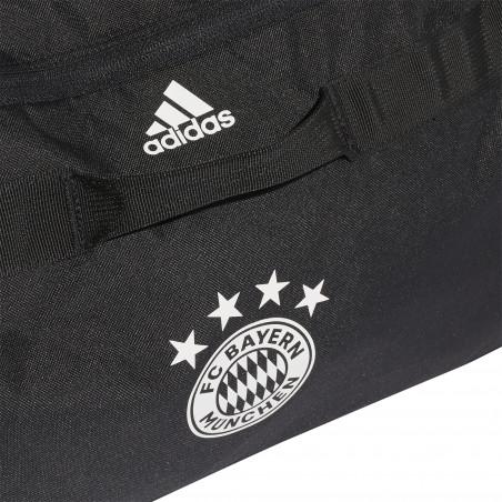 Sac de sport Bayern Munich noir 2020/21