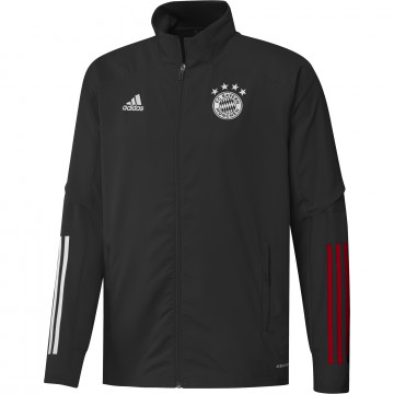 Veste entraînement Bayern Munich noir 2020/21
