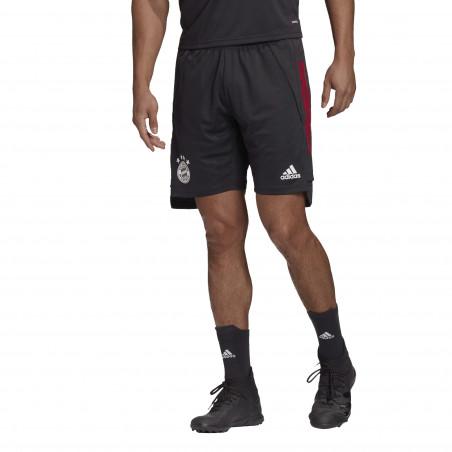 Short entraînement Bayern Munich noir 2020/21